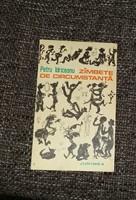 """carte """"Zimbete de circumstanta"""", P. Idriceanu"""