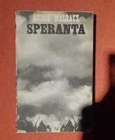 "carte ""Speranta"", Malraux, Andre"