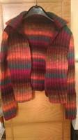 Sveter tricotat