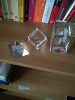 3 cristale cu zodii pesti si gemeni