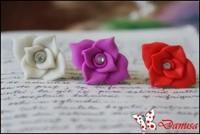 Inel Handmade - Rose