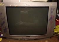 Televizor crt defect