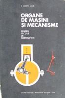 Organe de masini si mecanisme - V. Handra Luca