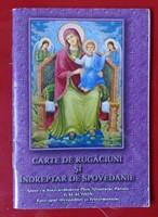Carte de rugaciuni si indreptar de spovedanie