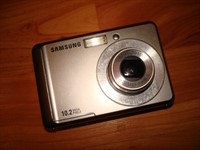 Camera Samsung pe jumatate defecta