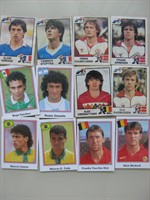 Poze / stickere cu jucatori de fotbal