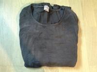 Tricou vopsit negru marimea M