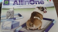 ALL IN ONE puppy training pad holder
