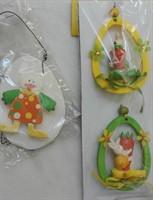 3 ornamente Pasti