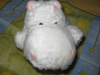 Jucarie simpatica hipopotam