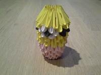 Figurina origami
