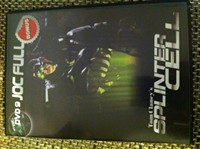 cd joc: tom clancy's splinter cell