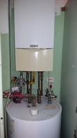 Centrala termica Vaillant, boiler
