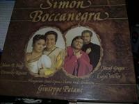 Disc Pickup, Verdi - Simon Boccanegra