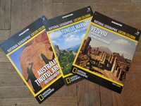 colectie National Geographic (reviste)
