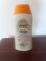 Lotiune plaja cu ulei de argan BIO Kräuter pentru copii, SPF 50