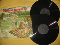 disc povesti Aventurile lui Huckleberry Finn
