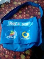 geanta albastra