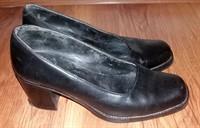 Pantofi din piele pentru dama