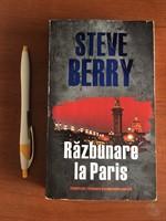 Carte - Razbunare la Paris de Steve Berry