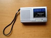 Radio mic portabil