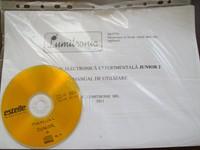 Culegere de experimente electronice - manual si CD
