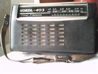 aparat de radio SOKOL