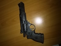 Pistol din plastic -jucarie