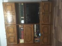 Biblioteca Sufragerie 3 corpuri