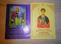 carte de rugaciuni si Acatistul Sf Dumitru