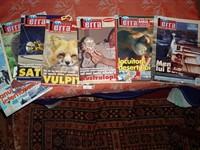 Colectie reviste Terra Magazin + 1 VCD