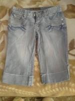 pantaloni de blugi 3 sferturi