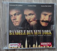 DVD Bandele din New York