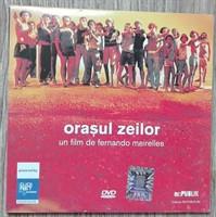 DVD Orasul zeilor