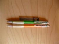 2 creioane mecanice bic velocity + rezerva mine 0.7