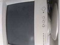 Monitor color CRT