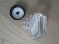 Borcanas mic sticla capac plastic
