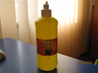 solutie de curatat aragazuri Byo 500 ml