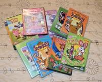diverse DVD-uri pentru copii