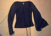 Bluza neagra eleganta, marimea M