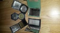 5 cutii farduri (Dior, Lancome, Clarins, Avon)