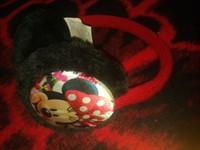 Protectie urechi iarna cu Minny mouse