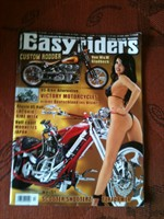 Revista de motoare- Easy riders