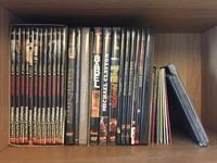 DVD-uri diverse filme si seriale