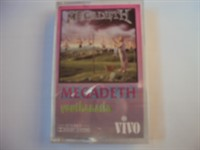 Caseta audio muzica rock MEGADETH
