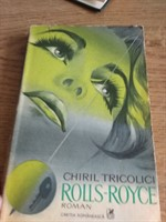 ROLLS ROYCE - CHIRIL TRICOLICI