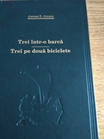TREI INTR-O BARCA - JEROME K.JEROME