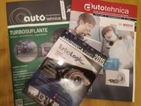 2 reviste Autotehnica + ghid Autotehnica 2015