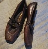 pantofi dama, mar 37, Tamaris, piele naturala