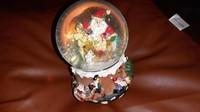 Glob de sticla mare
